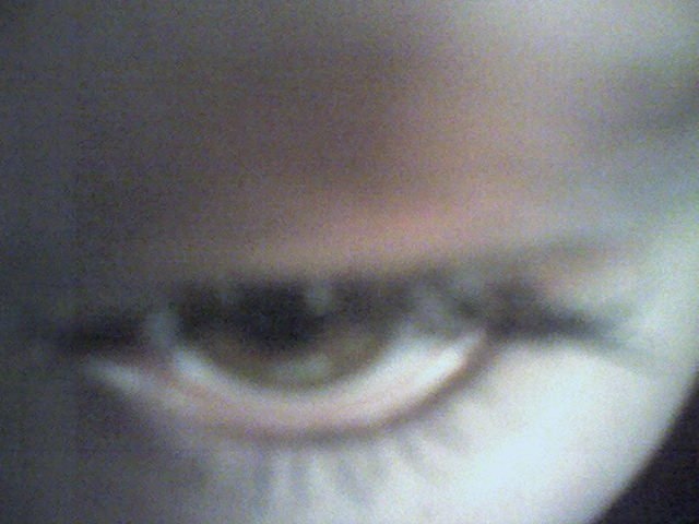 eye of the tiger:)