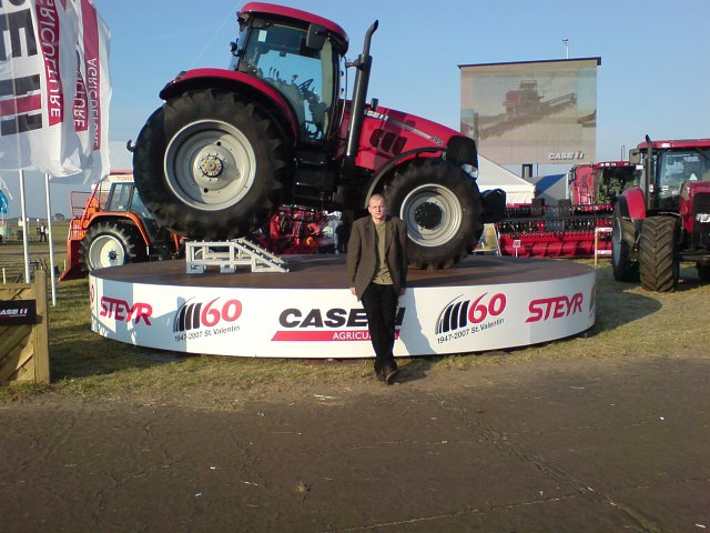 Bednary Agro show