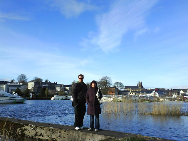 Irlandia--Carrick on Shannon