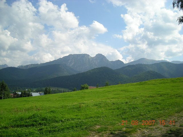 Giewont...