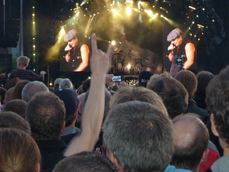 ac/dc Hannover