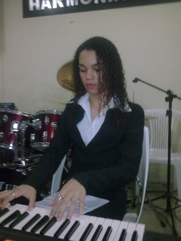I'm always very serious ♪♫