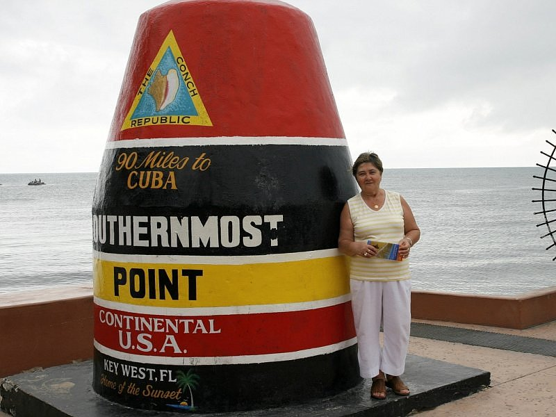 KEY WEST - Southernmost Point in the Continental US.