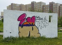 niby graffiti