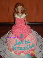 tort lala barbie