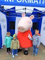 Peppa Pig w Bournemouth