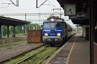 eu07 055 pkp intercity z tlk