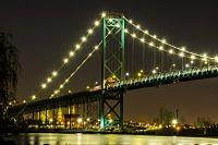 Ambassador Bridge.