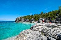 Bruce Peninsula National Park – The Grotto.