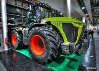 hannover agritechnica claas