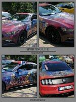 ford mustang alien obcy