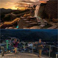 Gatlinburg - SkyLift Park and the SkyBridge (2)