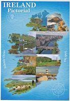 Postcard from Ireland to swap.